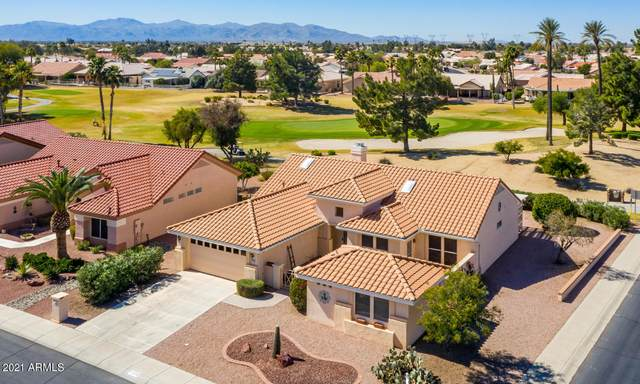 22708 N Las Vegas Drive, Sun City West, AZ 85375 (MLS #6198219) :: Long Realty West Valley