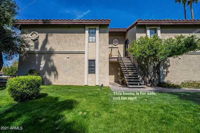 7557 N Dreamy Draw Drive #102, Phoenix, AZ 85020 (MLS #6198243) :: Yost Realty Group at RE/MAX Casa Grande