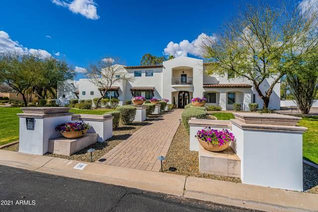 6136 E Paradise Drive, Scottsdale, AZ 85254 (MLS #6198265) :: Kepple Real Estate Group