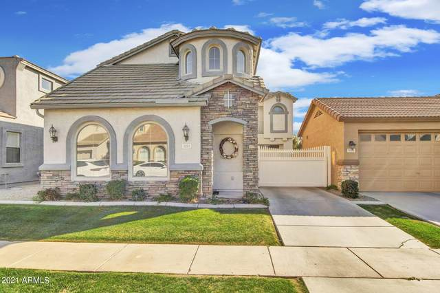 5253 E Hopi Avenue, Mesa, AZ 85206 (MLS #6198271) :: Yost Realty Group at RE/MAX Casa Grande