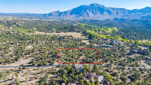 4925 W Nature Creek Trail, Prescott, AZ 86305 (MLS #6198278) :: BVO Luxury Group