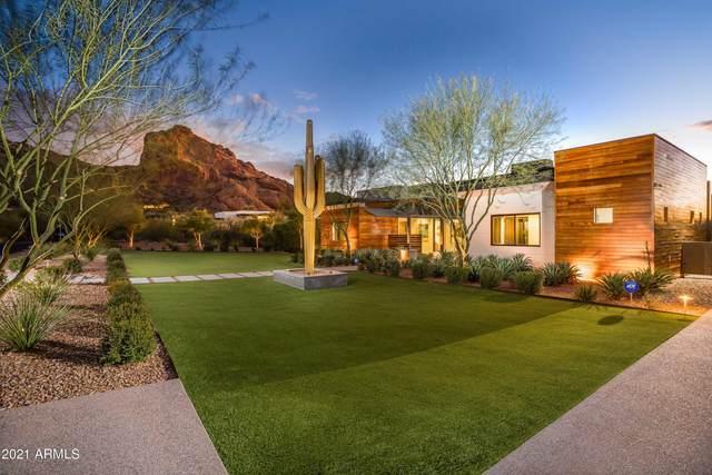 6136 N 52ND Place, Paradise Valley, AZ 85253 (MLS #6198287) :: Yost Realty Group at RE/MAX Casa Grande