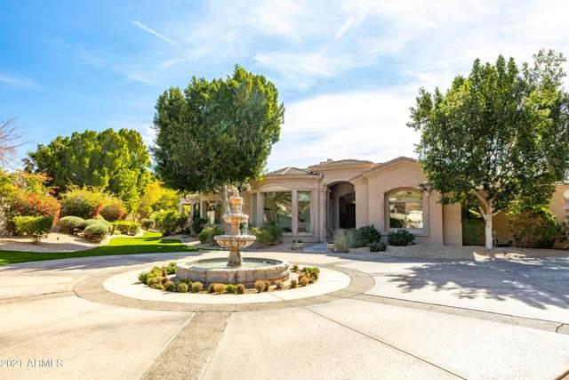 5121 E Rockridge Road, Phoenix, AZ 85018 (MLS #6198306) :: Yost Realty Group at RE/MAX Casa Grande