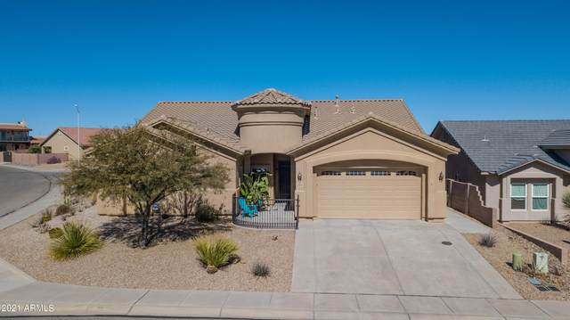 5477 Mesa Verde Drive, Sierra Vista, AZ 85635 (MLS #6198315) :: Midland Real Estate Alliance