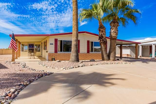 9309 E Navajo Place, Sun Lakes, AZ 85248 (MLS #6198319) :: Long Realty West Valley