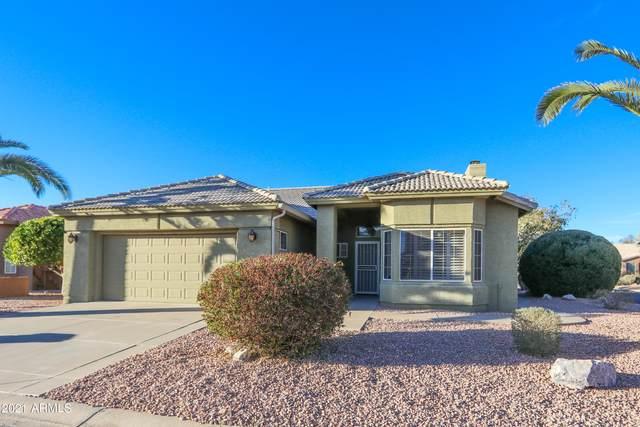 9134 E Crystal Drive, Sun Lakes, AZ 85248 (MLS #6198332) :: The Copa Team | The Maricopa Real Estate Company