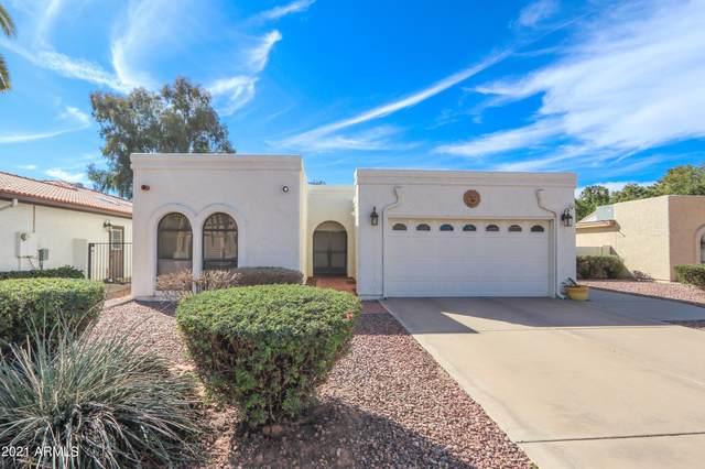 9554 E Fairway Boulevard, Sun Lakes, AZ 85248 (MLS #6198336) :: The Copa Team | The Maricopa Real Estate Company