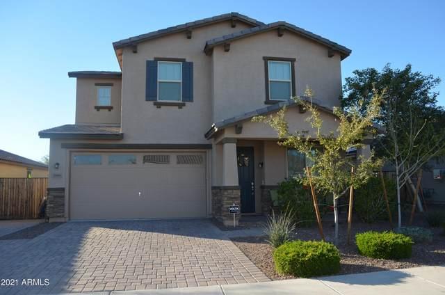 2060 N 212TH Lane, Buckeye, AZ 85396 (MLS #6198337) :: Howe Realty