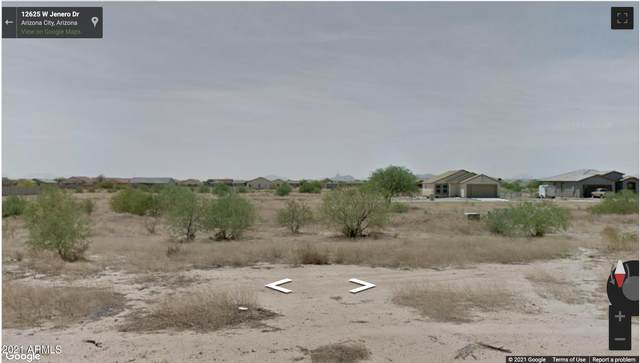 12625 W Jenero Drive, Arizona City, AZ 85123 (MLS #6198346) :: The Property Partners at eXp Realty