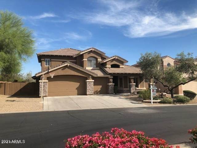 5521 E Calle Del Sol, Cave Creek, AZ 85331 (MLS #6198351) :: The Newman Team