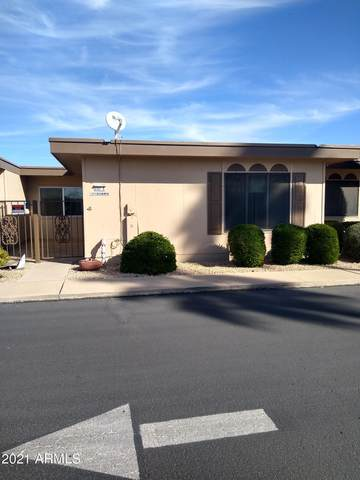 13721 N 98TH Avenue I, Sun City, AZ 85351 (MLS #6198366) :: Nate Martinez Team
