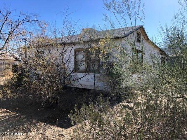 942 N Jefferson Avenue, Ajo, AZ 85321 (MLS #6198369) :: Service First Realty
