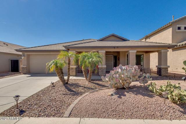 22112 N Vargas Drive, Maricopa, AZ 85138 (MLS #6198393) :: Openshaw Real Estate Group in partnership with The Jesse Herfel Real Estate Group