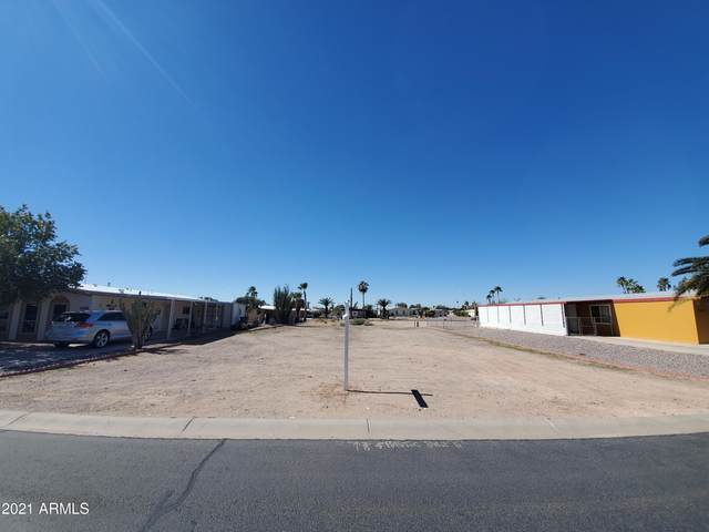 3606 N Florence Boulevard, Florence, AZ 85132 (MLS #6198402) :: The Laughton Team
