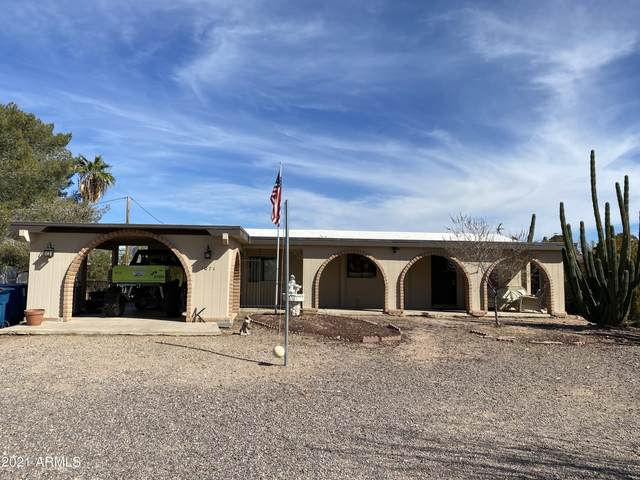 1071 N Gold Drive, Apache Junction, AZ 85120 (MLS #6198404) :: D & R Realty LLC