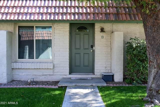 5606 S Hurricane Court B, Tempe, AZ 85283 (MLS #6198425) :: West Desert Group | HomeSmart