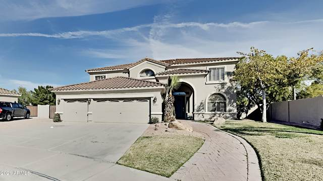 1532 E Appaloosa Court, Gilbert, AZ 85296 (MLS #6198430) :: Walters Realty Group