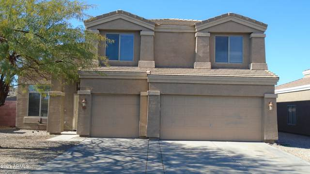 33172 N Roadrunner Lane, Queen Creek, AZ 85142 (MLS #6198434) :: Long Realty West Valley