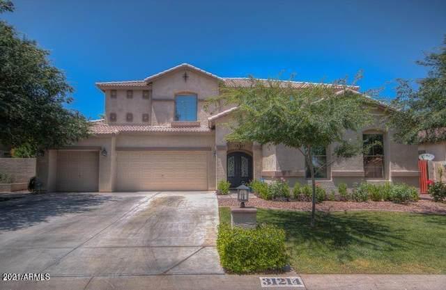 31214 N Trail Dust Drive, San Tan Valley, AZ 85143 (MLS #6198436) :: The Riddle Group