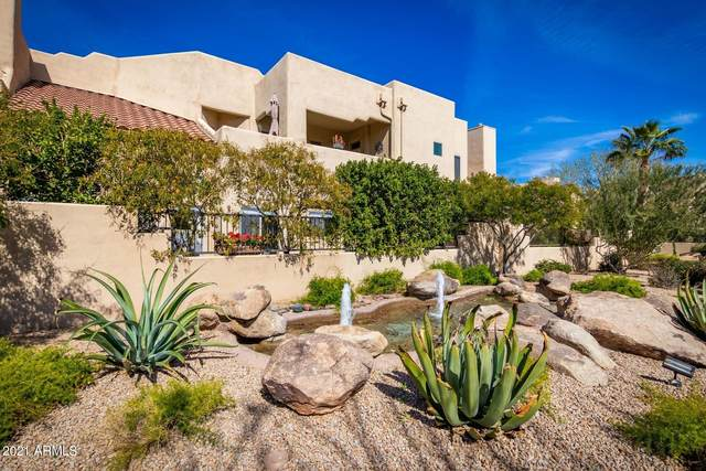 9070 E Gary Road #123, Scottsdale, AZ 85260 (MLS #6198438) :: Long Realty West Valley