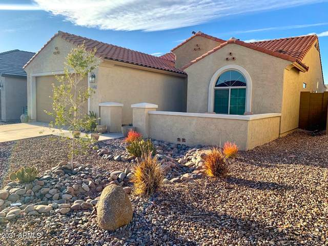 5636 W Valor Way, Florence, AZ 85132 (MLS #6198441) :: Yost Realty Group at RE/MAX Casa Grande