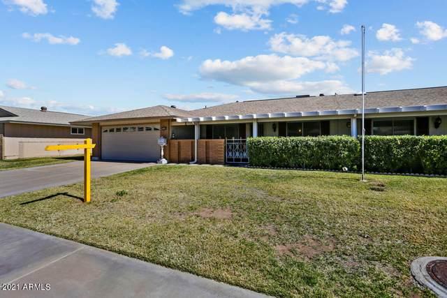 10608 W Roundelay Circle, Sun City, AZ 85351 (MLS #6198475) :: BVO Luxury Group
