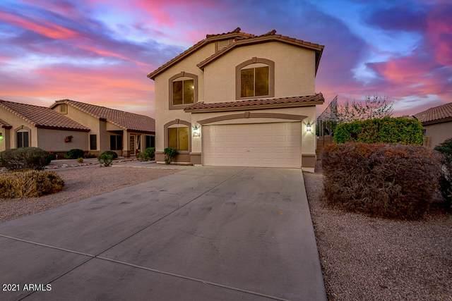 1493 S Western Skies Drive, Gilbert, AZ 85296 (MLS #6198478) :: Long Realty West Valley
