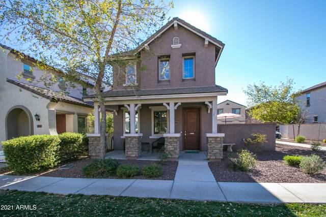 20961 W Hamilton Street, Buckeye, AZ 85396 (MLS #6198484) :: Howe Realty