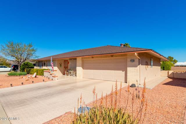 9314 W Hidden Valley Circle N, Sun City, AZ 85351 (MLS #6198493) :: Executive Realty Advisors