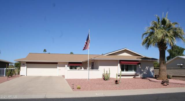 10002 W Desert Rock Drive, Sun City, AZ 85351 (MLS #6198502) :: Long Realty West Valley