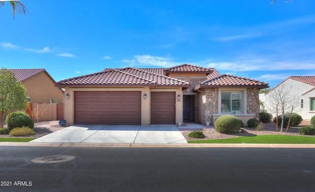4443 W Aztec Drive, Eloy, AZ 85131 (MLS #6198503) :: BVO Luxury Group