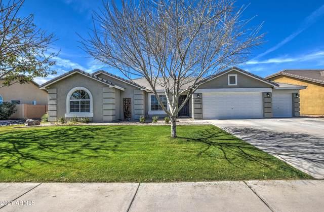 40590 N Cape Wrath Drive, San Tan Valley, AZ 85140 (MLS #6198506) :: BVO Luxury Group