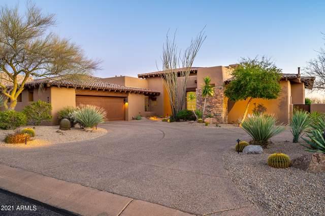 9777 E Forgotten Hills Drive, Scottsdale, AZ 85262 (MLS #6198521) :: Yost Realty Group at RE/MAX Casa Grande