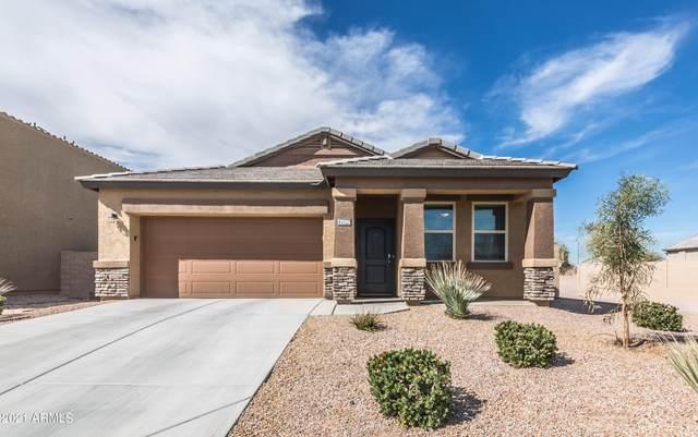 25396 W Heathermoor Drive, Buckeye, AZ 85326 (MLS #6198550) :: Arizona Home Group