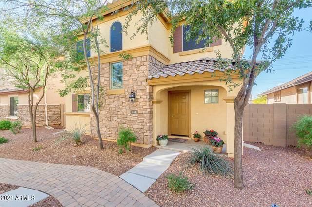 2441 E Vermont Drive, Gilbert, AZ 85295 (MLS #6198557) :: The Copa Team | The Maricopa Real Estate Company