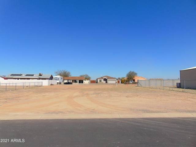 10032 W Carousel Drive, Arizona City, AZ 85123 (MLS #6198565) :: The Property Partners at eXp Realty
