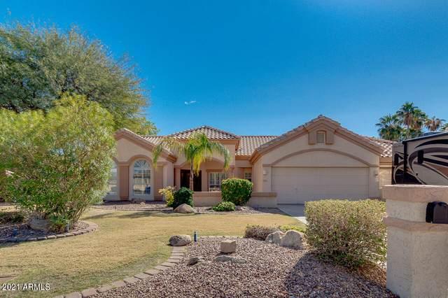 5521 W Northwood Drive, Glendale, AZ 85310 (MLS #6198567) :: Maison DeBlanc Real Estate