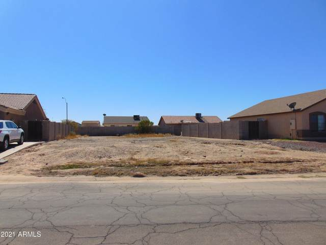 9325 W Magnum Drive, Arizona City, AZ 85123 (MLS #6198570) :: The Property Partners at eXp Realty
