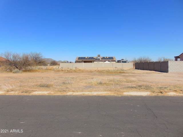 11142 W Hobbit Drive, Arizona City, AZ 85123 (MLS #6198571) :: The Property Partners at eXp Realty