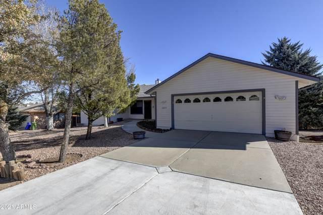1577 Cimarron Drive, Prescott, AZ 86301 (MLS #6198590) :: Yost Realty Group at RE/MAX Casa Grande