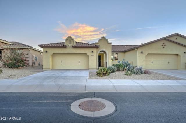 17701 W Cedarwood Lane, Goodyear, AZ 85338 (MLS #6198595) :: Executive Realty Advisors