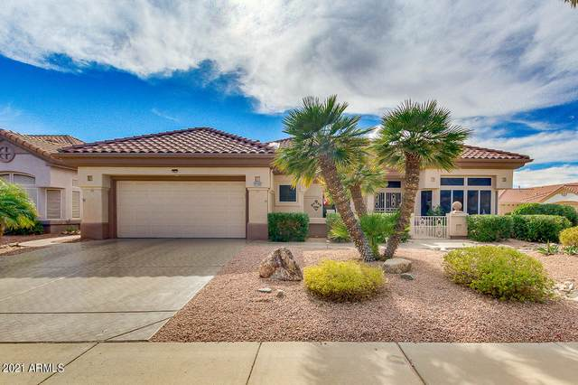 22306 N Venado Drive, Sun City West, AZ 85375 (MLS #6198605) :: Yost Realty Group at RE/MAX Casa Grande