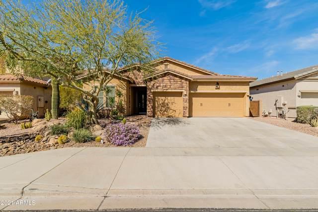 30814 N 125TH Drive, Peoria, AZ 85383 (MLS #6198607) :: Midland Real Estate Alliance