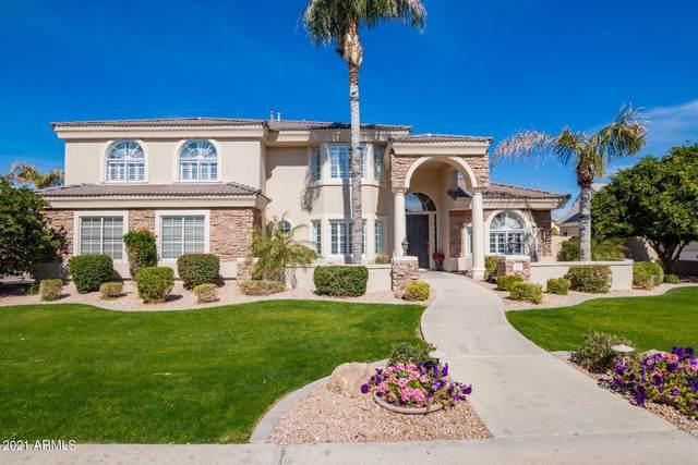 2625 N 24TH Street #17, Mesa, AZ 85213 (MLS #6198614) :: Walters Realty Group