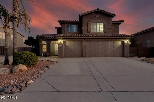 9247 E Fairfield Street, Mesa, AZ 85207 (MLS #6198615) :: Walters Realty Group