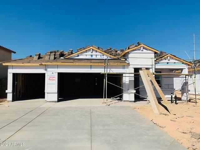 4522 W Cinnamon Avenue, Coolidge, AZ 85128 (MLS #6198616) :: BVO Luxury Group