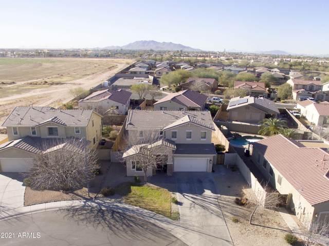 1693 E Irene Court, Casa Grande, AZ 85122 (MLS #6198629) :: Yost Realty Group at RE/MAX Casa Grande