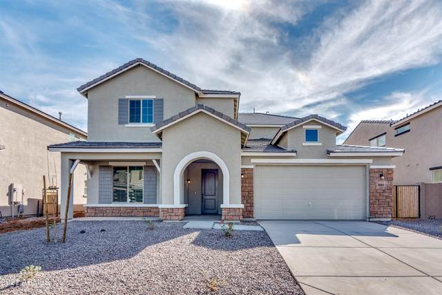 1663 W Gordon Street, Queen Creek, AZ 85142 (MLS #6198633) :: Walters Realty Group