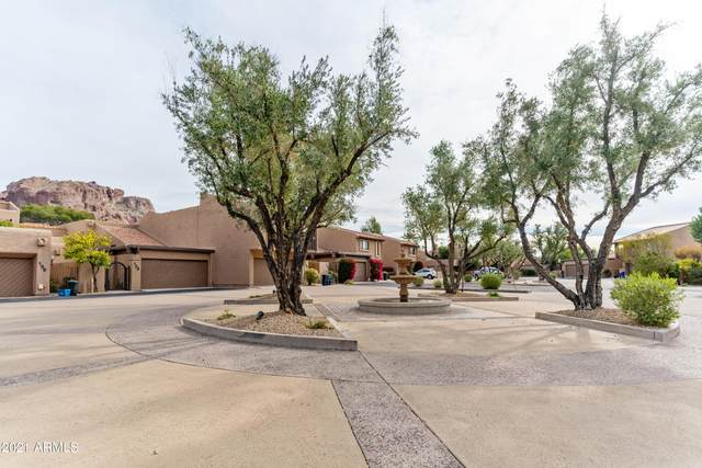 4438 E Camelback Road #151, Phoenix, AZ 85018 (MLS #6198639) :: The Dobbins Team