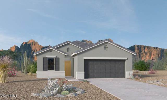 2014 S 48TH Street, Coolidge, AZ 85128 (MLS #6198642) :: Arizona Home Group